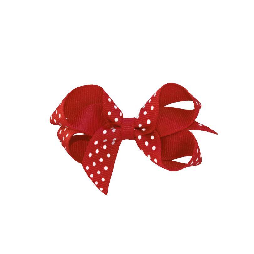 gumii-7g3082-1ft-laco-gorgurao-vermelho-poa-branco
