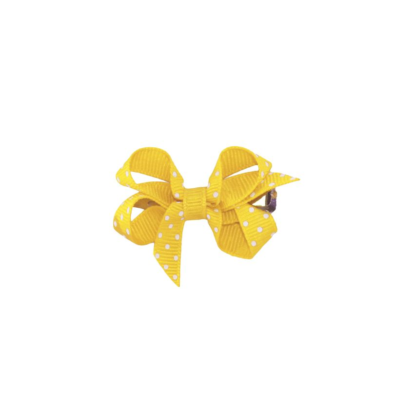 gumii-5g3010-1ft-laco-gorgurao-amarelo-poa-branco